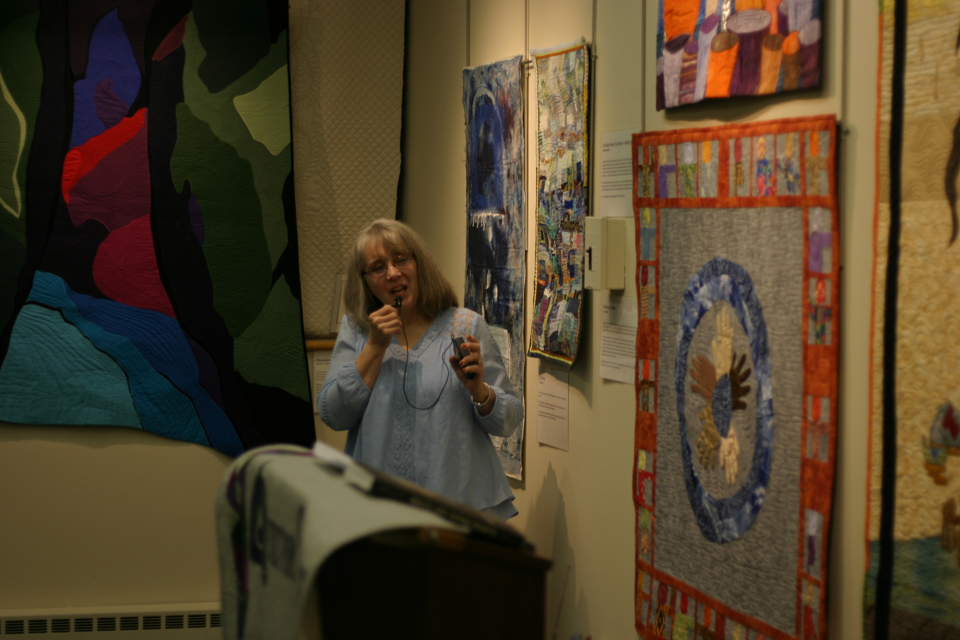 Lynn Miller with Yearning for Water