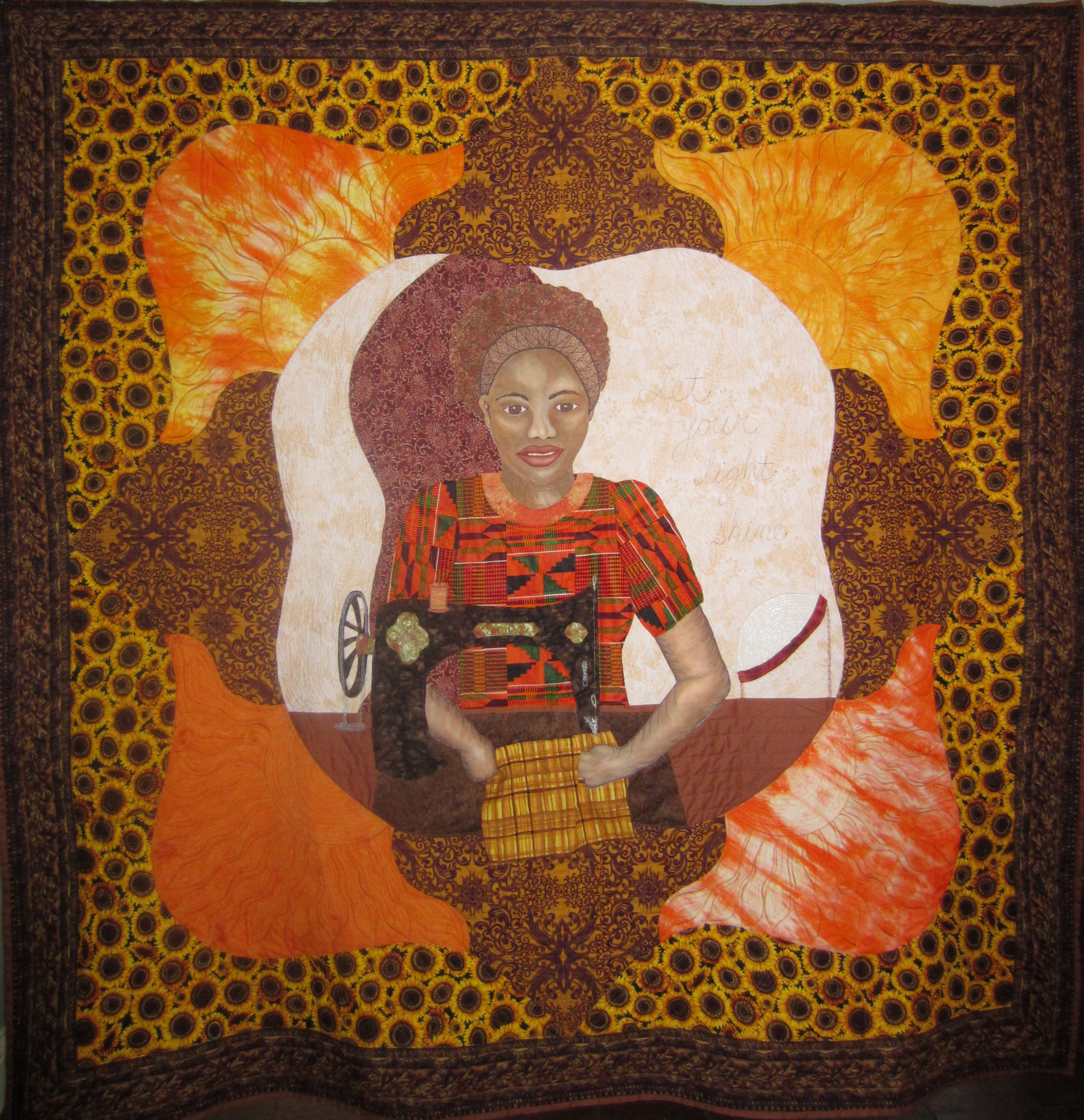 Sewing Sister by Allison WIlbur, Barrington Rhode Island