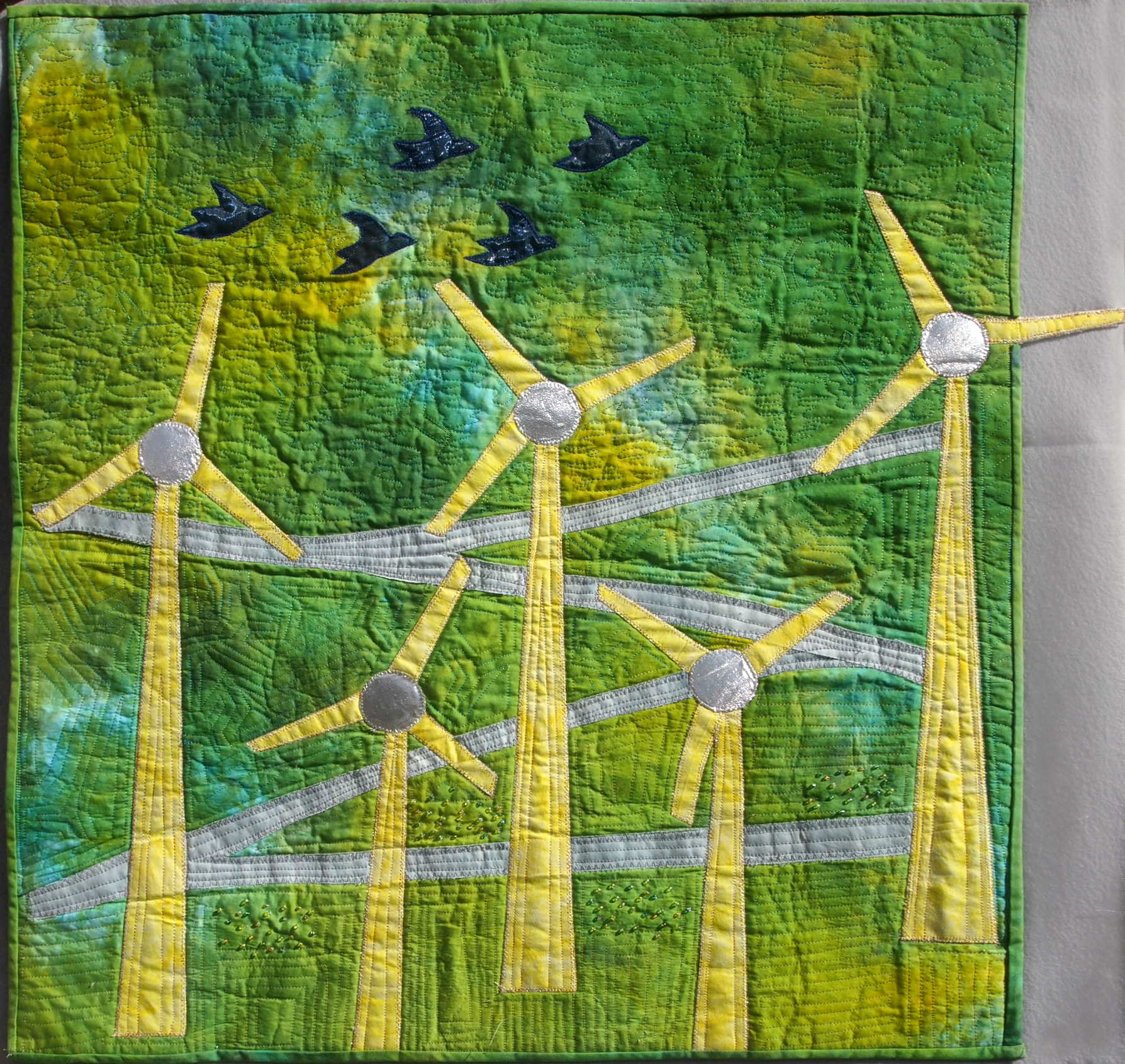A Mighty Wind by Barbara Eisenstein