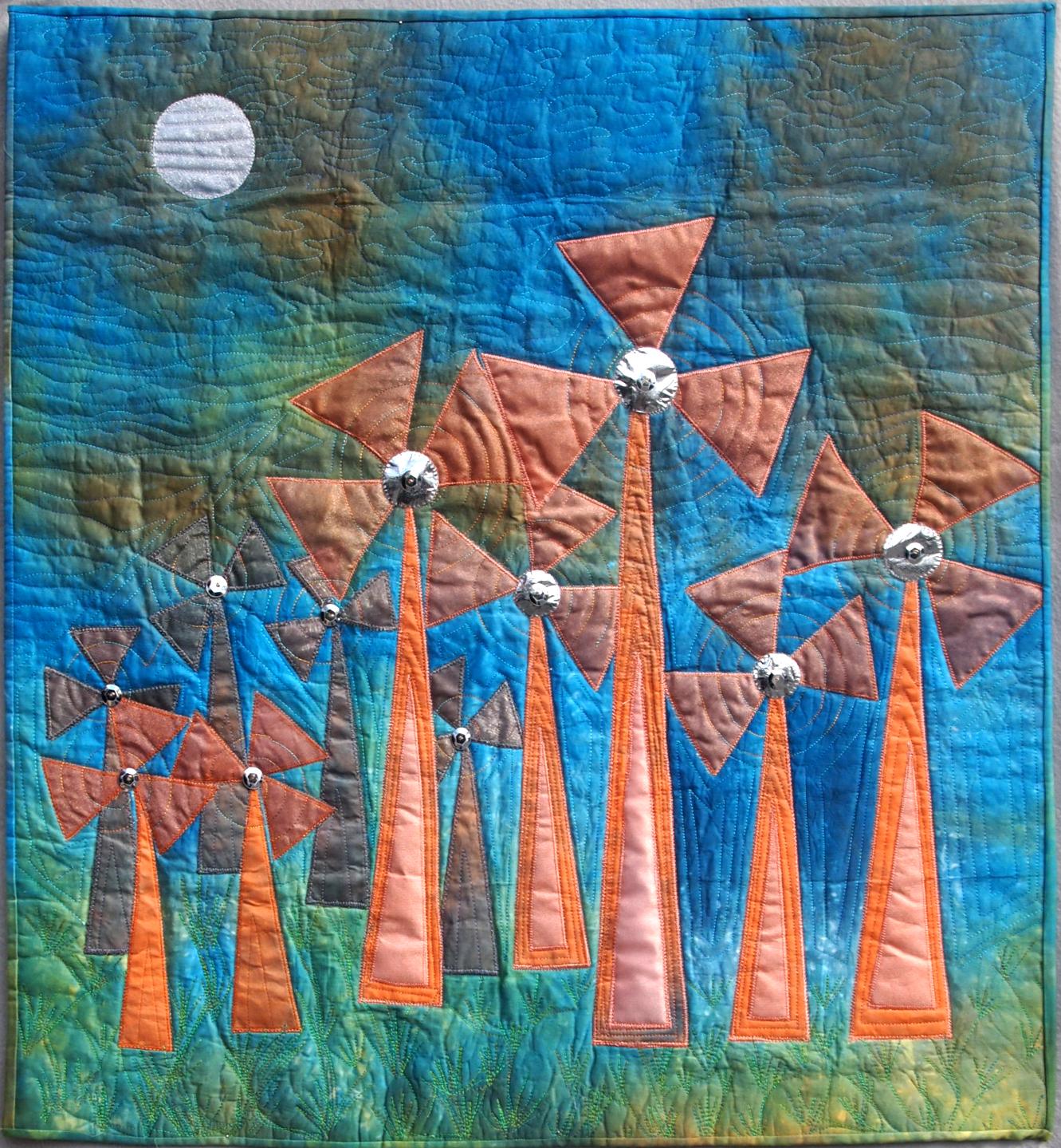 Night Wind by Barbara Eisenstein