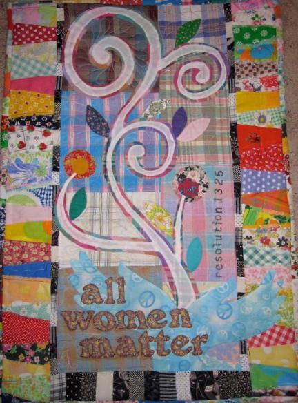 All Women Matter by Dawn Piasta