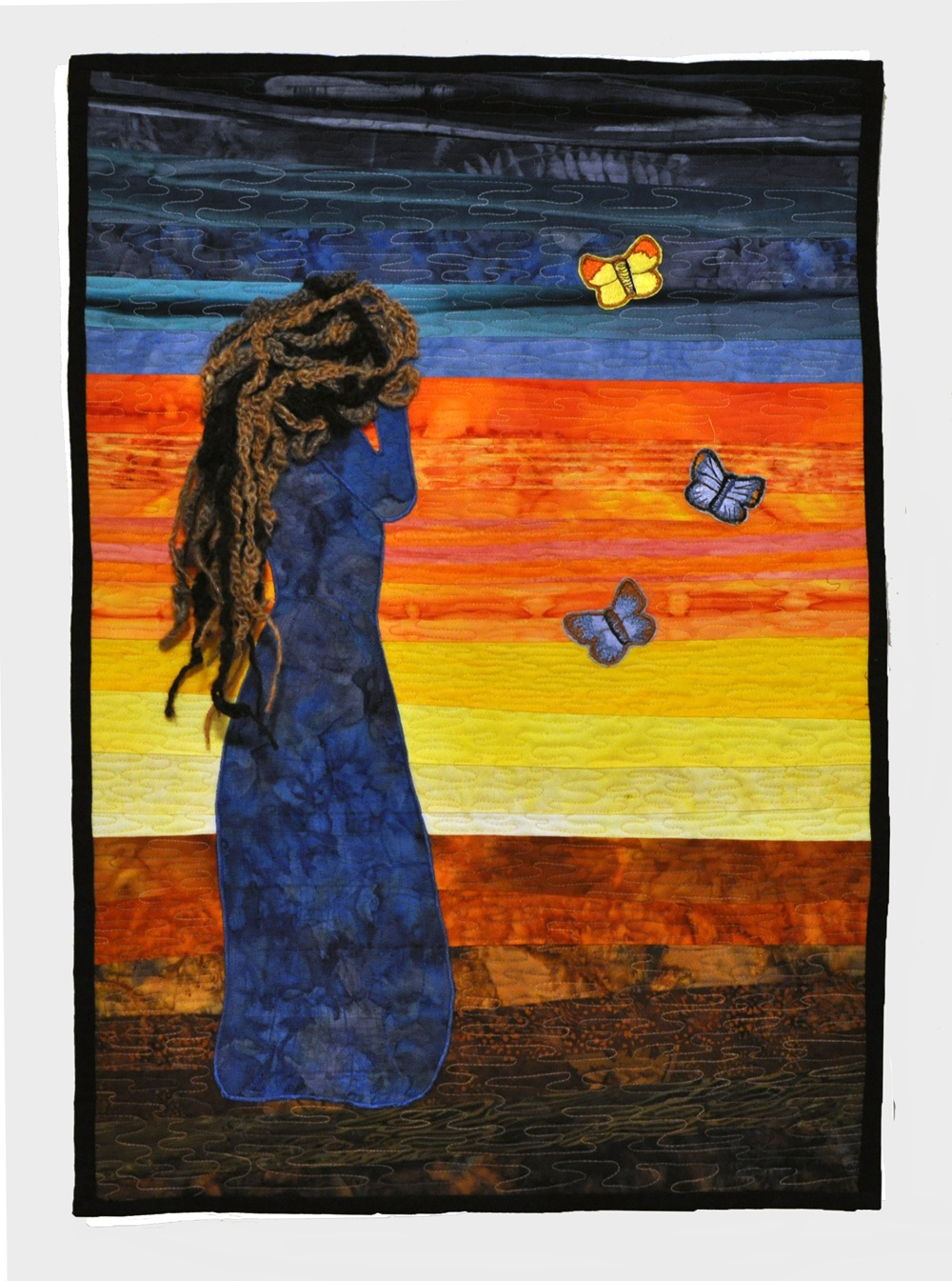 Despair and Hope by Carolyn Carlson
