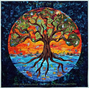 A Tree of Life - Lin Schiffner