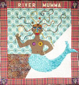 River Mumma by Donnette Cooper