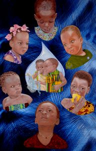 Water 4 Our Daughters by Cherrie Hampton