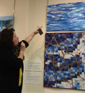Joan Blade Johnson and Seeking Water